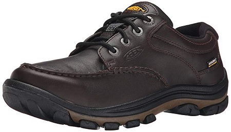 KEEN Mens Anchor Park Low Waterproof Shoe