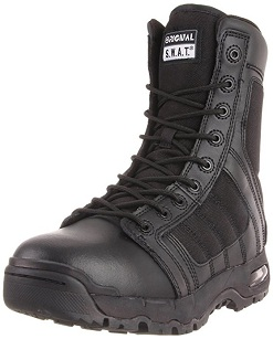 Original S.W.A.T. Mens Metro Air 9-Inch Side-Zip Tactical Boot