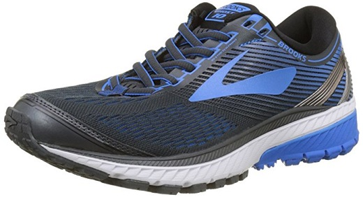 2e854fa38841 The Brooks Men s Ghost 10 are some of the best running shoes on the market  for people with wide feet. These shoes don t force you to compromise on  style ...