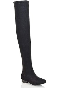 1bf7f157d8a If you are looking for narrow calf boots that go all the way up to your  thighs and over the knees