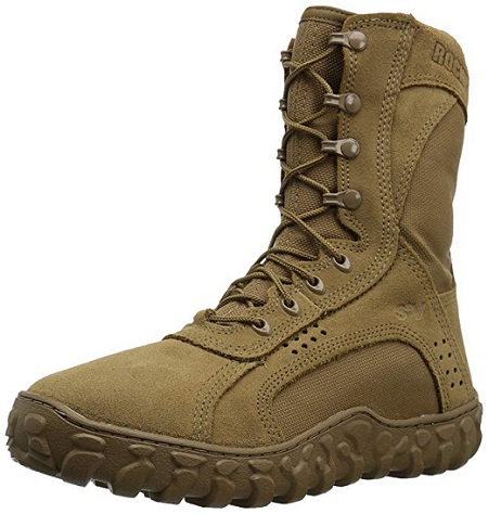 ded70c00d24 10 Best Combat Boots & Military Footwear Guide for 2019 – Work Boot ...